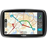 TomTom GO 610 6 inch Sat Nav with World Maps - Black