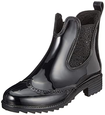 6dd175362e4987 Rieker Damen P8654 Gummistiefel  Amazon.de  Schuhe   Handtaschen