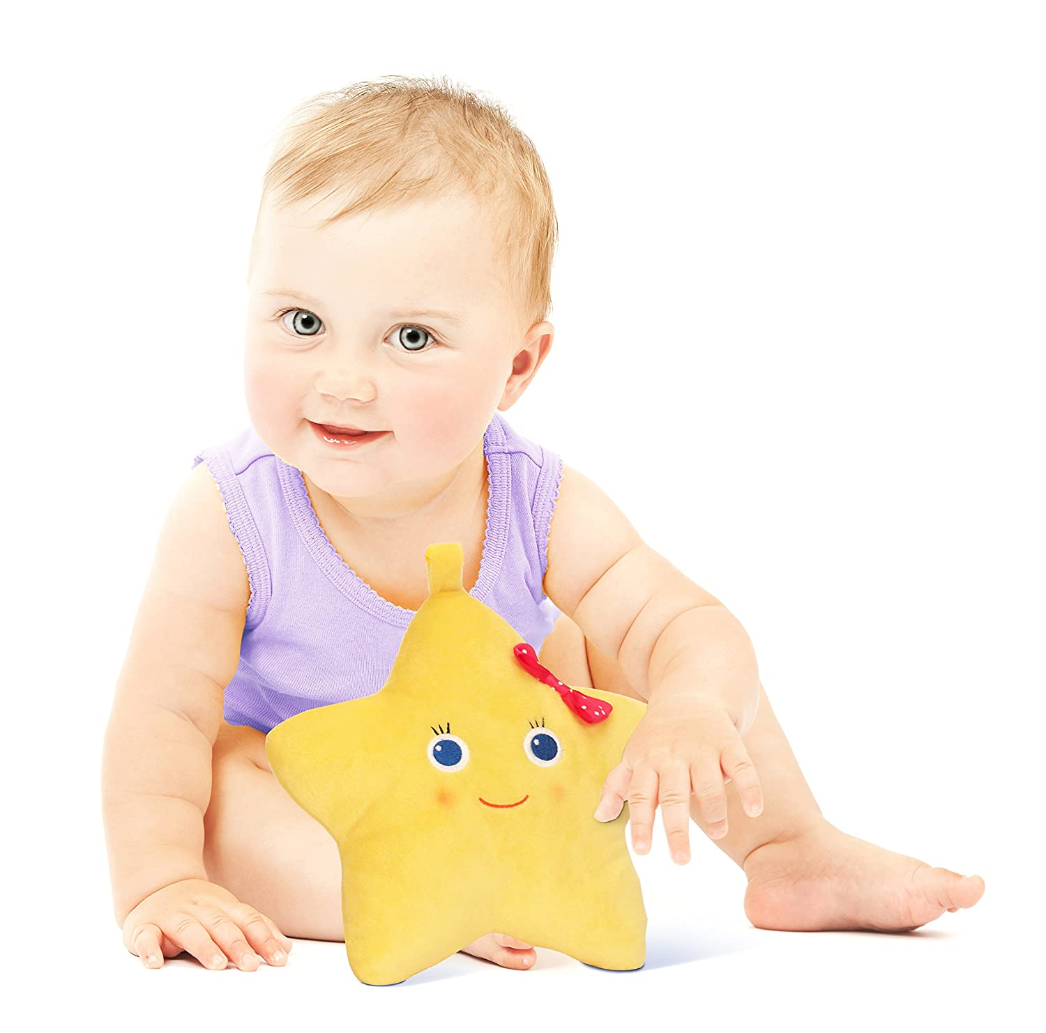 Amazon Little Baby Bum Musical Twinkle The Star Plush Toys