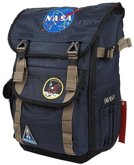 mirada detallada f8fbc 9be95 NASA Mochila Standard: Amazon.es: Equipaje
