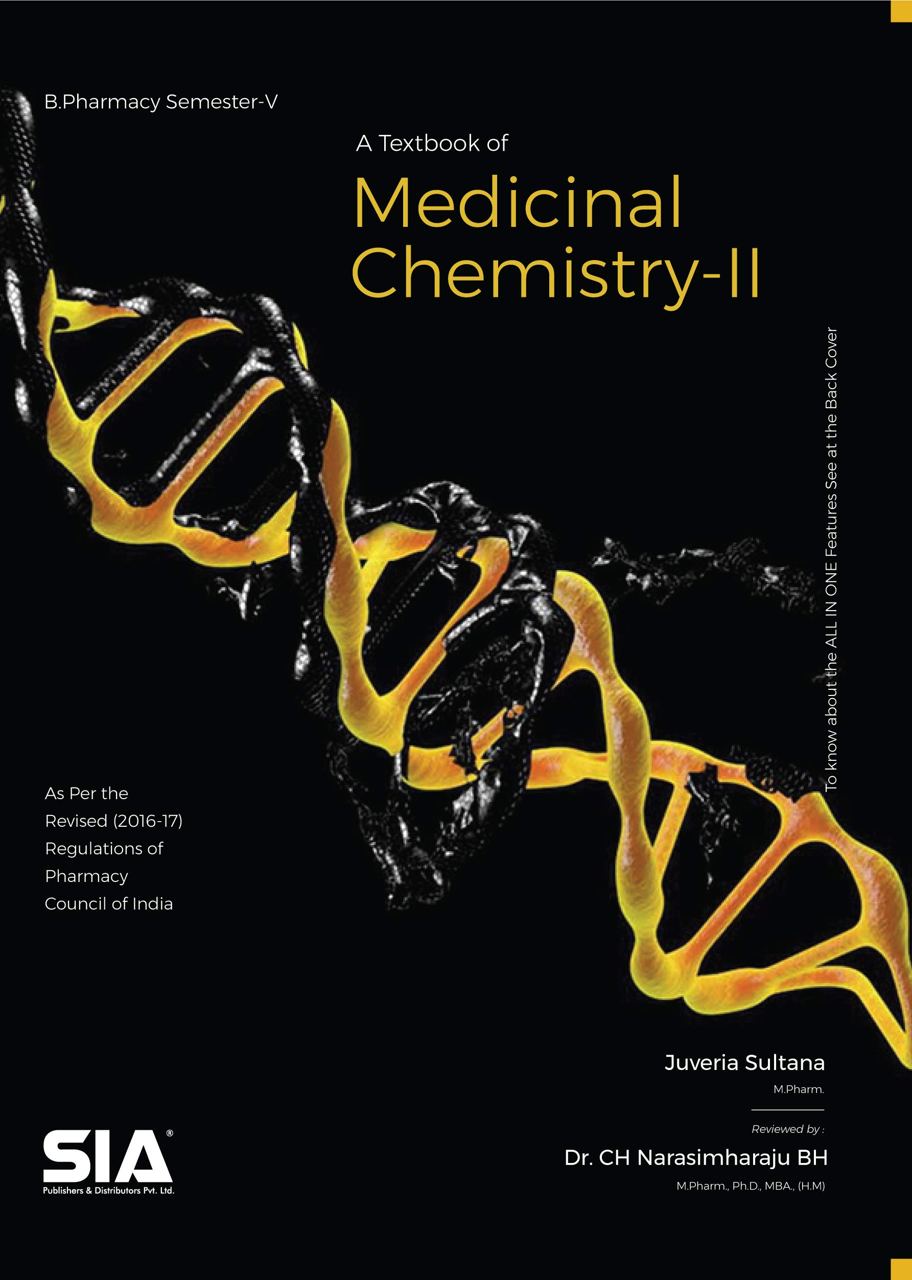 Amazon in: Buy A Textbook of Medicinal Chemistry-II, B
