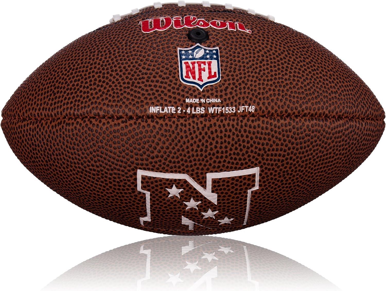 Wilson Football NFL Mini Buffalo Bills Logo - Balón de fútbol ...