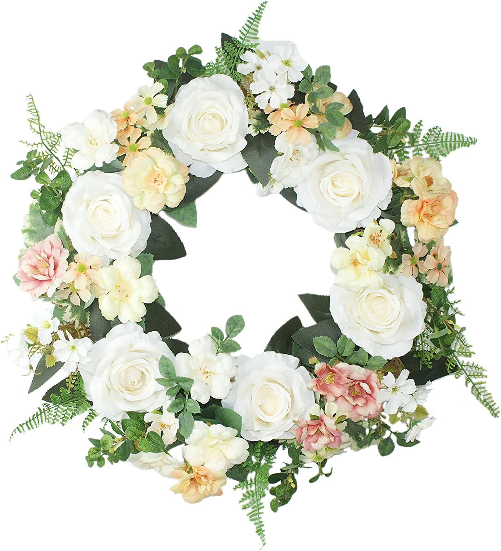 Angel Vine Garland Country Primitive Floral Craft D/écor