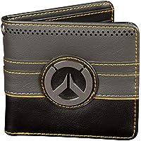 JINX Overwatch New Objective Bi-Fold Wallet (Multi-Color, One Size)