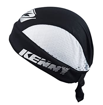 Kenny Equipement 151 – 0506011 bajo Casco Unisex para Adulto, Color Blanco