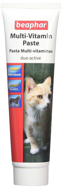 Amazon.com : Beaphar Multi-vitamin Paste For Cats : Pet Supplements And Vitamins : Pet Supplies