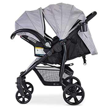 Amazon.com : Combi Shuttle Travel System, Titanium : Baby