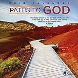Paths to God 2018 Calendar