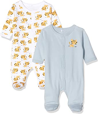Name IT NOS Unisex Baby Rompers