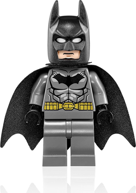 Gold Outlines Power Blast The Flash LEGO Super Heroes: Batman II MiniFigure
