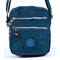 petit sac à main sac en bandoulière sac à épault bourse pochette sportif en Nylon - coleurs différentes