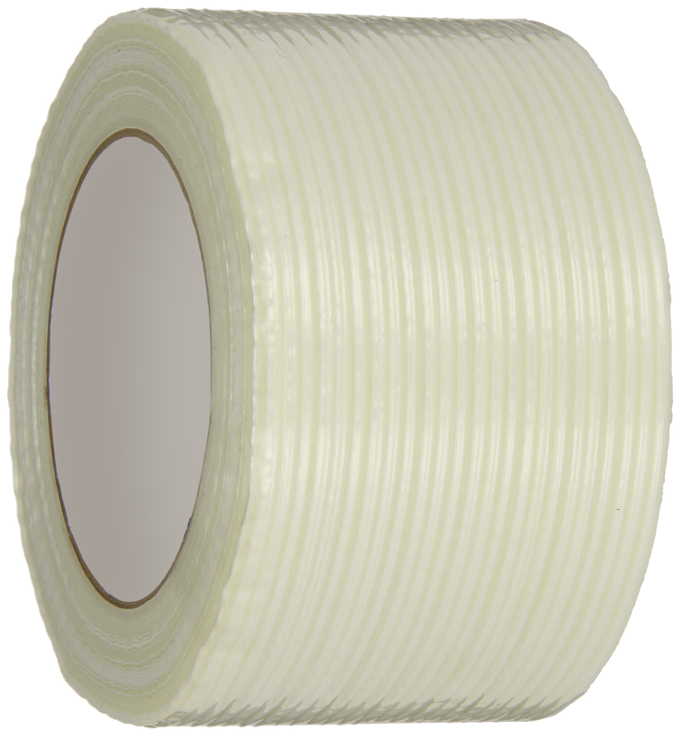 Intertape Polymer Group RG300 110 lbs/in Fiberglass Reinforced BOPP Backed Filament Tape, 72mm x 54.8M, Case of 16 Rolls