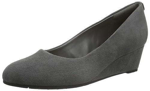 b38da451203 Clarks Women s Vendra Bloom Wedge Shoes  Amazon.co.uk  Shoes   Bags