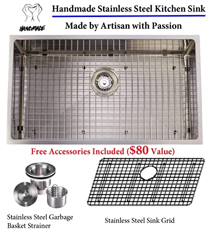 Unbeatable Value Package Deal 16 gauge Aquarius Undermount Single ...