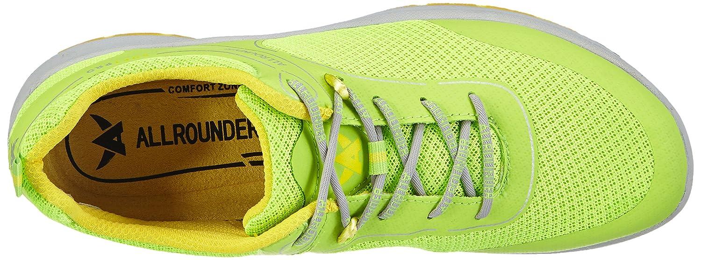 Zapatillas De Deporte para Exterior de Material sint/ético Mujer Allrounder by Mephisto DAKONA Air Mesh 28 LT.Green