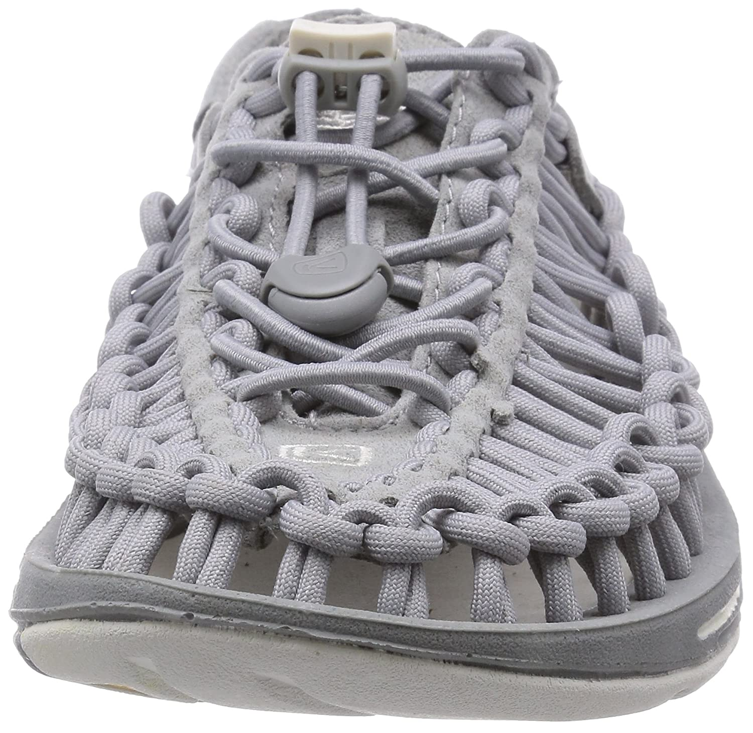 KEEN Women's Uneek M 8MM Sandal B00M0DOZ6K 8 M Uneek US|Neutral Gray/Vapor 94d517