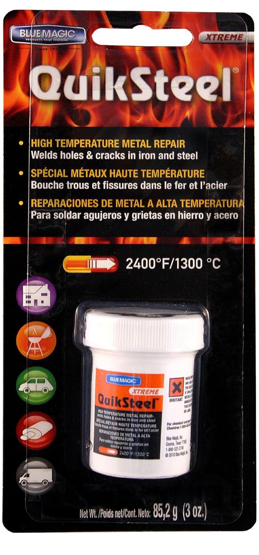 Blue Magic 18003 0 High Temperature Metal Repair 3. gallons