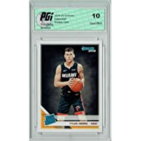 $89 » Tyler Herro 2019 Donruss Basketball #212 Gem Mint Rookie Card PGI 10