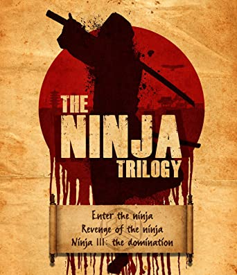 The Ninja Trilogy Enter The Ninja / Revenge Of The Ninja ...