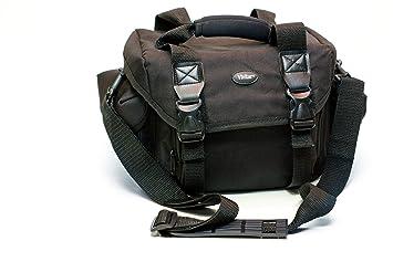 Amazon.com: Vivitar SLR Gadget Bag para cámaras réflex ...