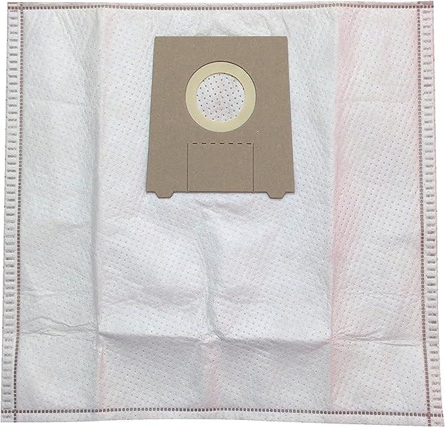 Elettrocasa SB 1 T Bolsa para el polvo accesorio y suministro de vacío - Accesorio para aspiradora (Bolsa para el polvo, Color blanco, AMSTRAD VC 201 ARIETE 4399 ARIETE IMPACT BOSCH 5541/5813