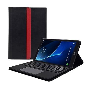 LEICKE Sharon Teclado para móvil Negro AZERTY Bluetooth - Teclados para móviles (Negro, Samsung