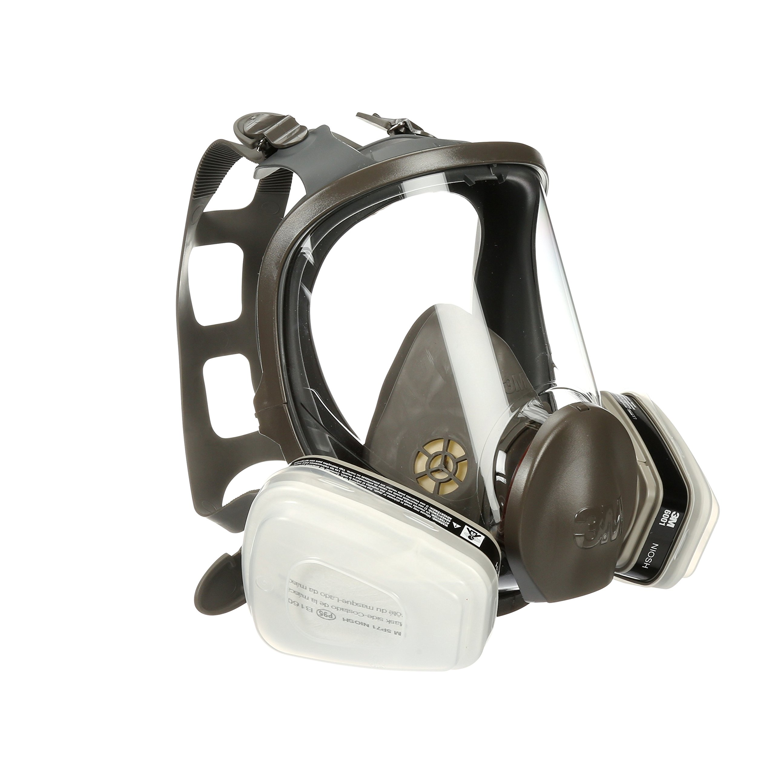 3M Full Face Paint Project Respirator, Large by 3M (Image #5)