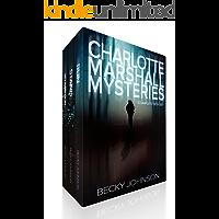 Charlotte Marshall Mysteries Box Set