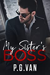 My Sister's Boss: An Indian Billionaire Romance Kindle Edition