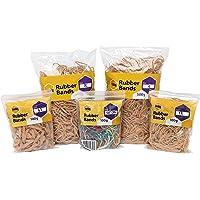MARBIG(R) 945109100B Rubber Bands No.109 100Gm in Ziplock Bag