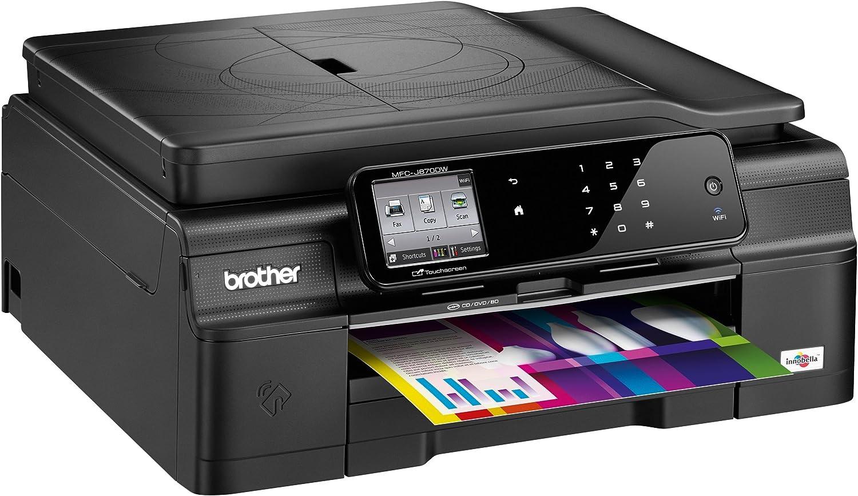 Brother MFCJ870DW - Impresora, copiadora, escáner y fax de ...