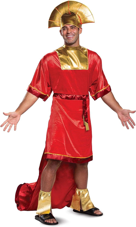 Disney Emperors New Groove Kuzco Mens Fancy Dress Costume X ...