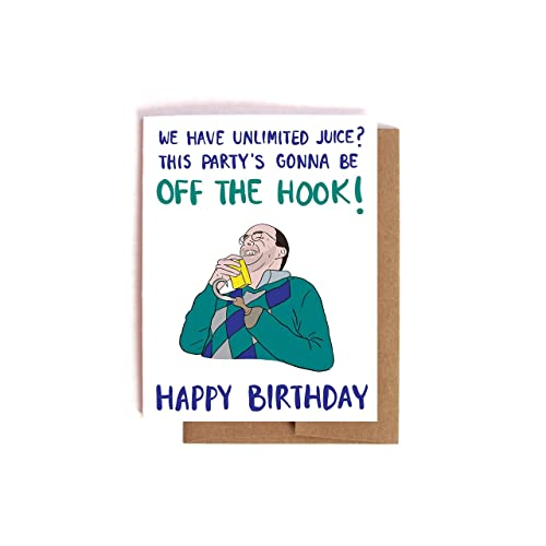 Amazon Buster Bluth Birthday Card Arrested Development – Arrested Development Birthday Card