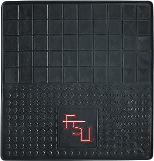 "product image for FANMATS - 10824 NCAA Florida State University Seminoles Vinyl Cargo Mat , Black , 31""x31"""