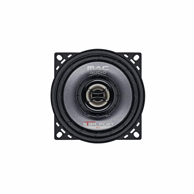MAC AUDIO 1107103/Star Flat 10.2/ /ultraflacher 2-Way Coaxial Speaker
