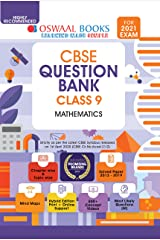 Oswaal CBSE Question Bank Mathematics, Class 9 (For 2021 Exam) Kindle Edition