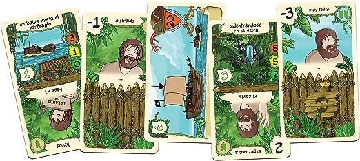 Edge Entertainment- Viernes. Juego de Cartas (1): Amazon.es: Juguetes y juegos