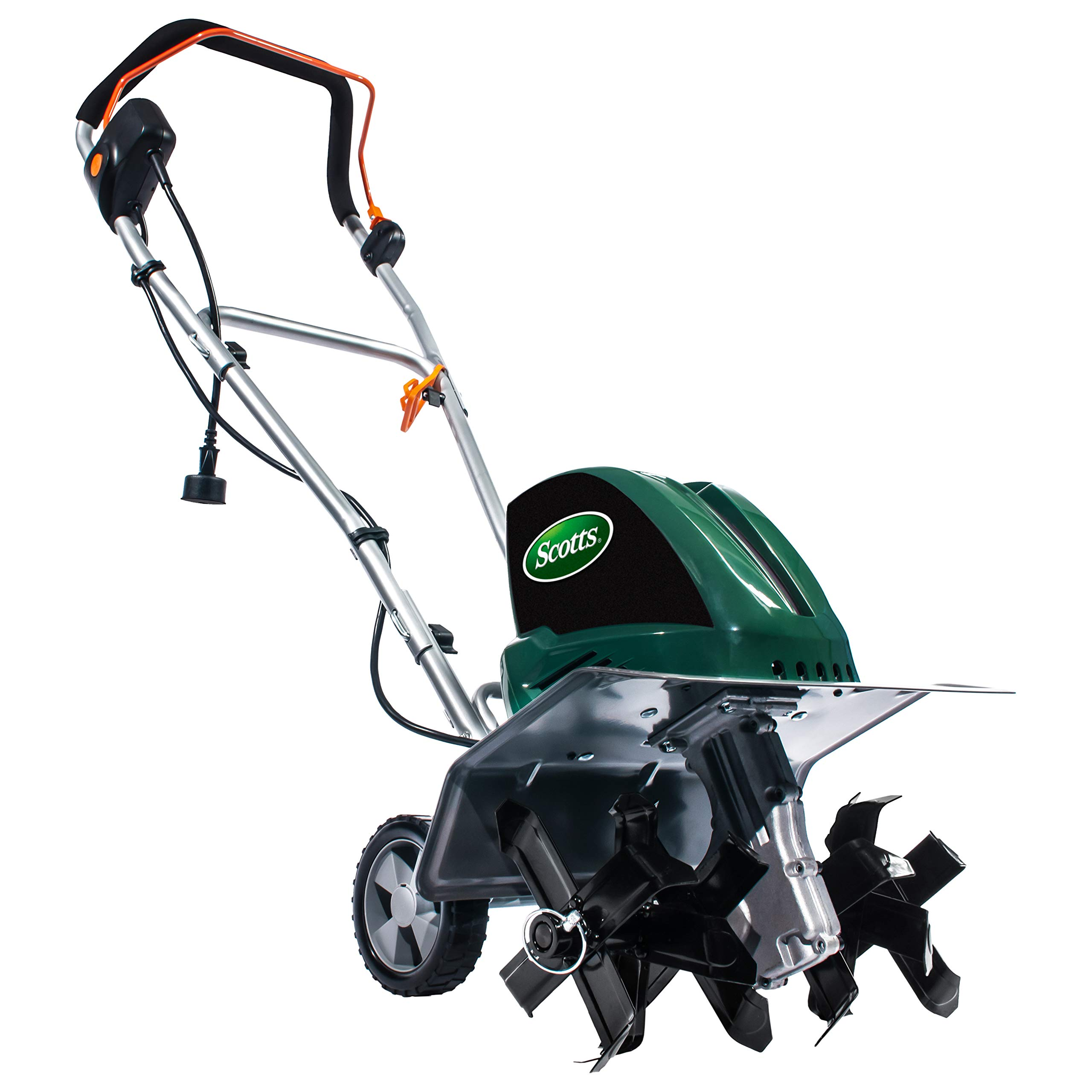 Scotts Outdoor Power Tools TC70135S 13.5-Amp 16-Inch Corded Tiller/Cultivator, Green by Scotts Outdoor Power Tools