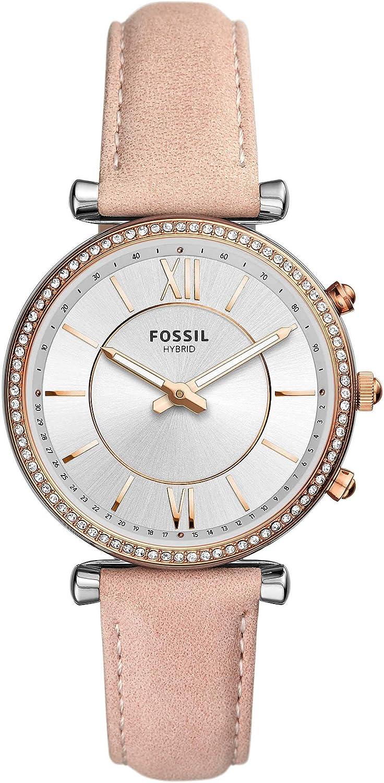 Fossil Reloj de Bolsillo Analógico de Cuarzo FTW5039
