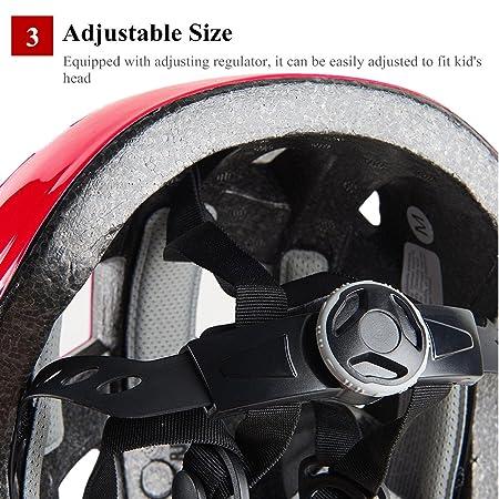Amazon.com: Atphfety - Casco de bicicleta para niños ...