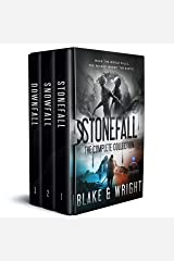 Stonefall: The Complete Collection (An Alien Invasion Science Fiction Series) Kindle Edition