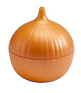 Hutzler Classic Onion Saver, yellow