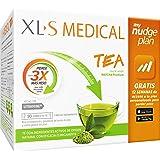 XLS Medical Tea - con Té verde matcha - Incluye tu plan personalizado Nudge durante 12 semanas - Tratamiento para 1 mes…