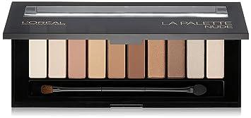 Loreal nude eyeshadow palette photos