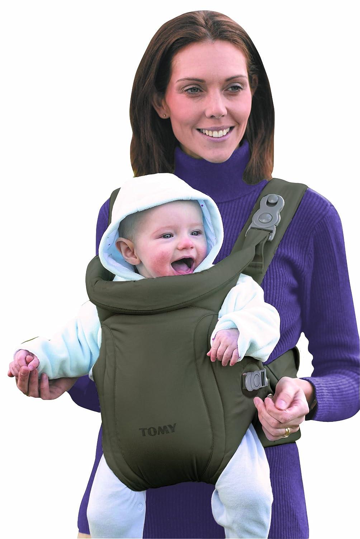 Tomy Porte-bébés Ventral Freestyle Gris Foncé LC99019