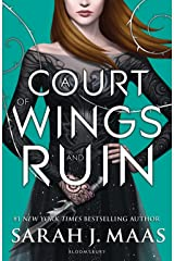 A Court of Wings and Ruin Paperback