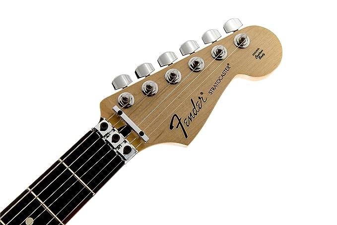 Standard Stratocaster HSS Floyd Rose RW Black: Amazon.de ...