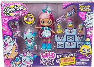 Shopkins Shoppies Wild Style Doll - Mia Milk & Daisy Moo