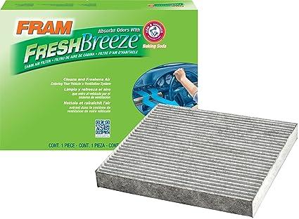 Fram Cf10381 Fresh Breeze Cabin Air Filter With Arm Hammer