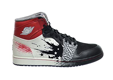 best website db44f e9db4 Image Unavailable. Image not available for. Colour  Nike AIR Jordan 1 HIGH  DW  Dave White (Wings of The Future)
